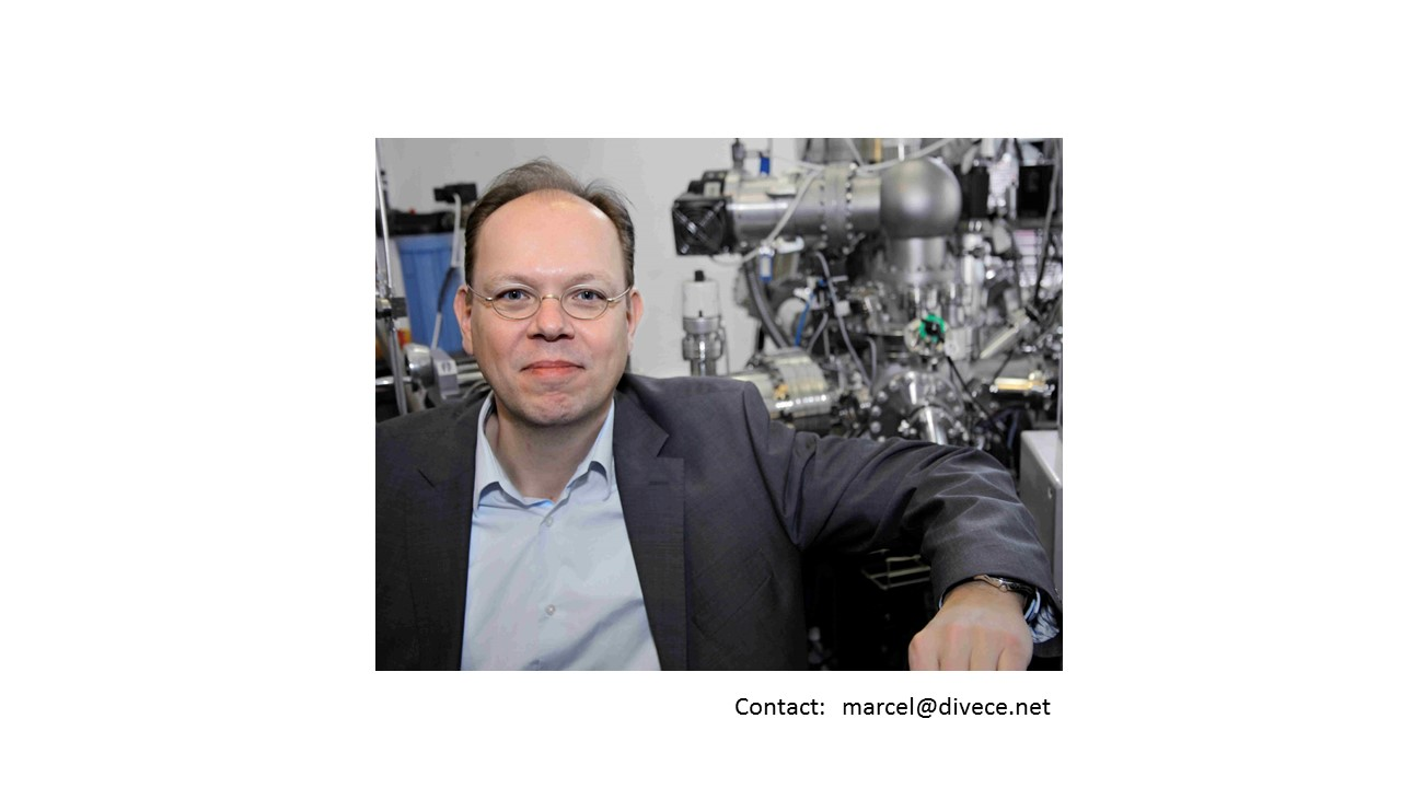 Marcel Di Vece PhD.